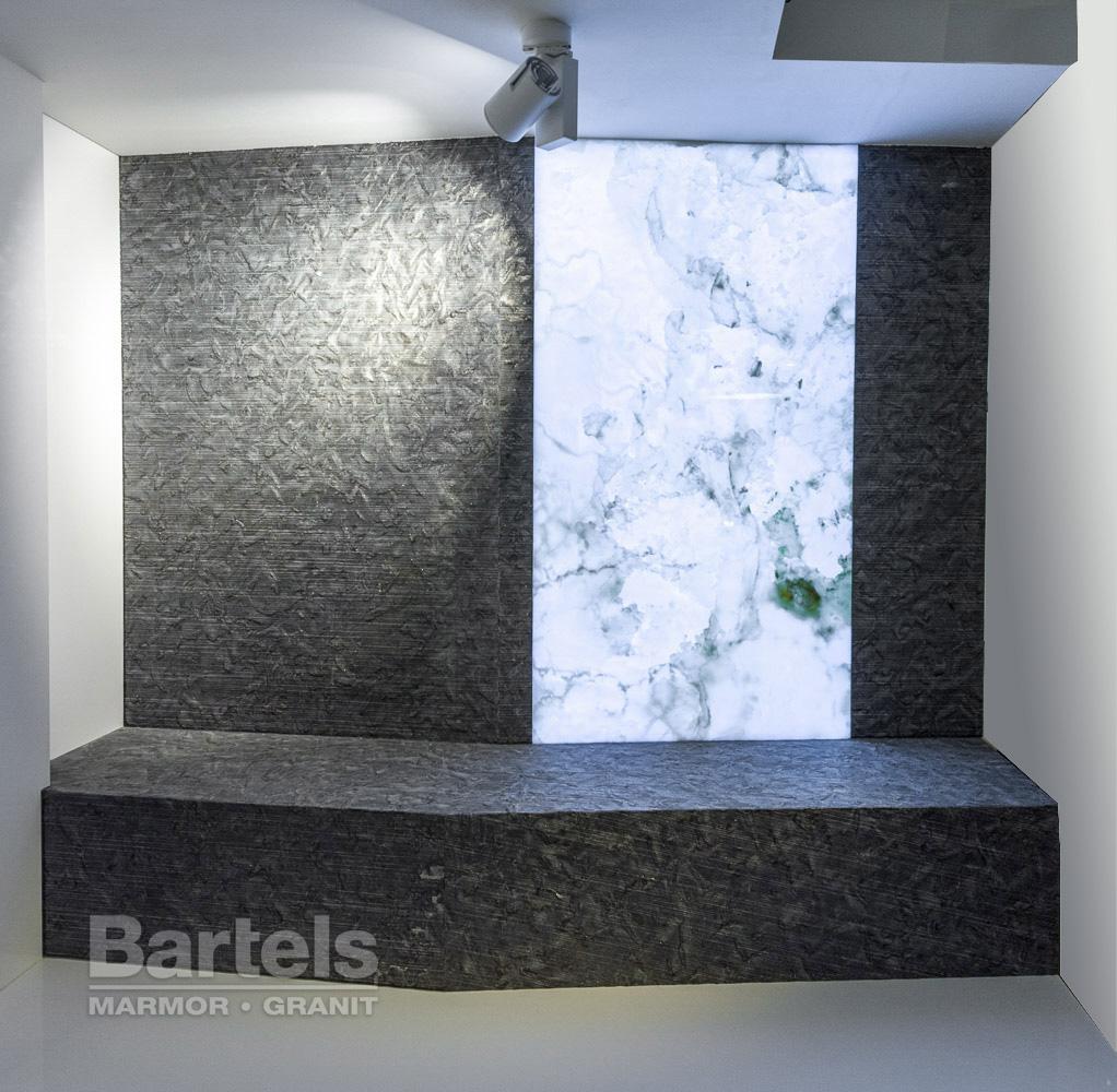 Badezimmer / WC U2013 Matrix Mit Einer 3 Dimensionalen Oberfläche Kombiniert  Mit Von Der Rückseite ...
