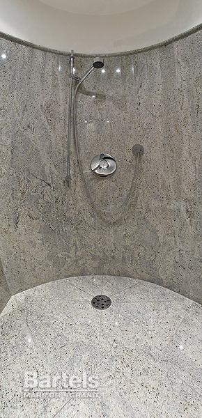 Dusche Mauern Welche Steine : Cultured Granite Shower Base